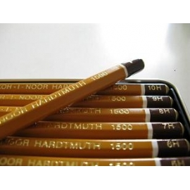 Pastel and Sketching Pencils