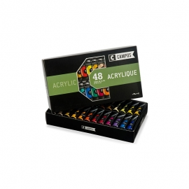 CAMPUS ACRYLIC SET - 21ML - X48PCS