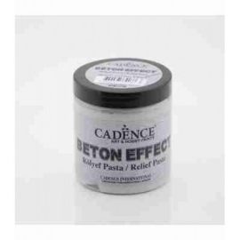 CADENCE BETON EFFECT RELIEF PASTE - 250ML