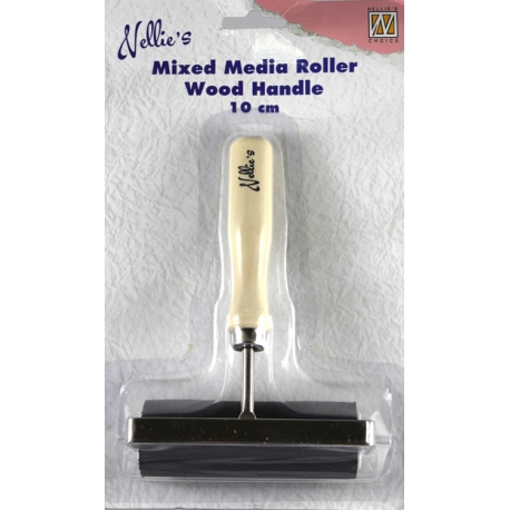 NELLIES MIXED MEDIA ROLLER