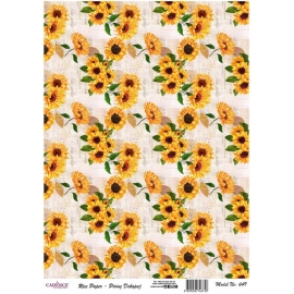 SUNFLOWER RICE PAPER