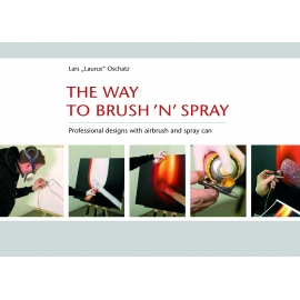 """BOOK - THE WAY TO BRUSH """"N"""" SPRAY"""