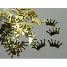MEYCO GOLD CROWN CONFETTI 20G