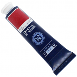L&B FINE OIL PAINT L&B FINE OIL PAINT CADMIUM RED DEEP HUE - 40ML