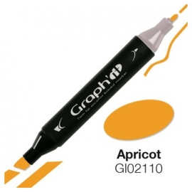 GRAPH' IT ALCOHOL MARKER - APRICOT