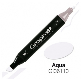 GRAPH' IT ALCOHOL MARKER - AQUA
