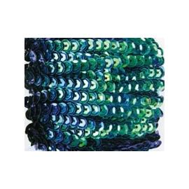 Marianne Hobby Azure Hologramm Sequins Ribbon