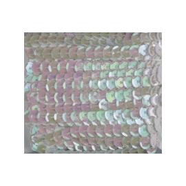 Marianne Hobby White Hologramm Sequins Ribbon