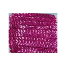 Marianne Hobby Dark Pink Hologramm Sequins Ribbon