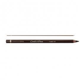 Conté à Paris - Sketch Pencil - Sepia