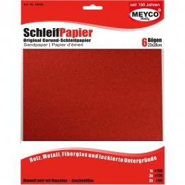 Meyco - Sandpaper