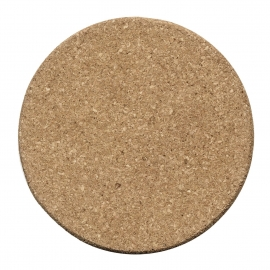Meyco - Cork Coaster Diam (240mm-10mm)