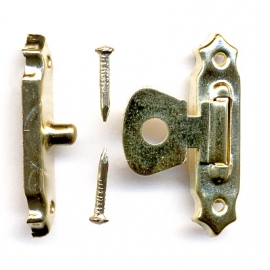 Meyco - Miniature Clasps w/Nails