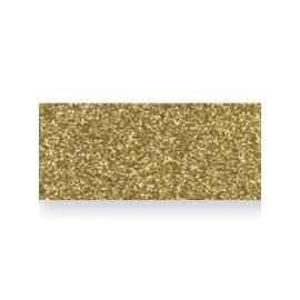 Glittered Fun Foam Sheet - Gold (20x30cm)