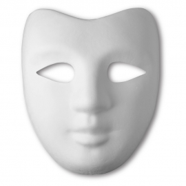 Face Mask - 21cmX18cm