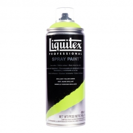 SPRAY PAINT - BRILLIANT YELLOW GREEN