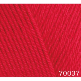 Himalaya - Everyday - Knitting Yarn - Bright Red