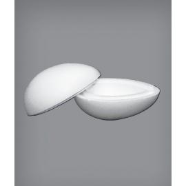 Polystyrene Egg 2 Part - 155mm