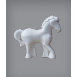Polystyrene - Horse