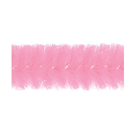 Chenille Sticks - Pink