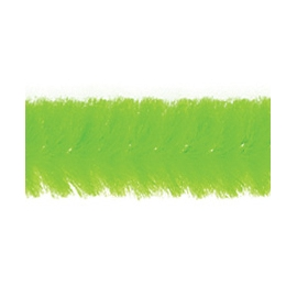 Chenille Sticks - Bright Green