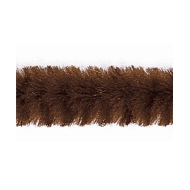 Chenille Sticks - Brown