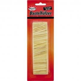 Wooden Match Sticks - 43x2x2mm