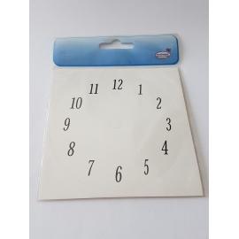 Clock Face - 11cm