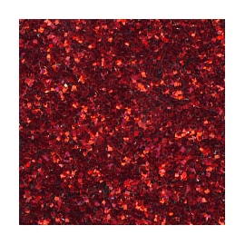 DIAMOND GLITTER 40GRM - RED