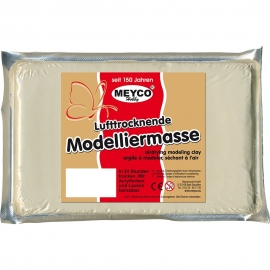 MODELLING CLAY 500GRM - WHITE
