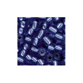 LIGHT BLUE GLASS BEADS - 2.5MM