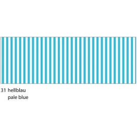 A4 STRIPED CARDBOARD 300GRM - PALE BLUE