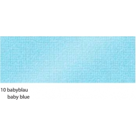 A4 PEARL STRUCTURE CARDBOARD 220GRM - BABY BLUE