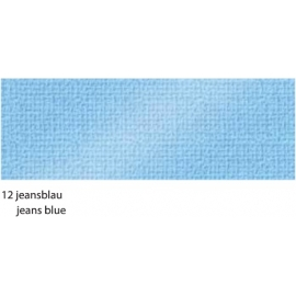 A4 PEARL STRUCTURE CARDBOARD 220GRM - JEANS BLUE
