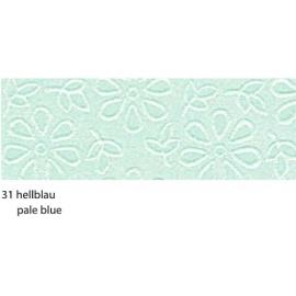 23X33CM MELODY PAPER 200G - PALE BLUE