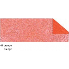 21X33CM CRUSH PAPER 120G - ORANGE
