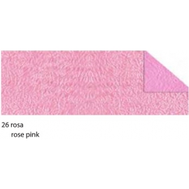 21X33CM CRUSH PAPER 120G - ROSE PINK