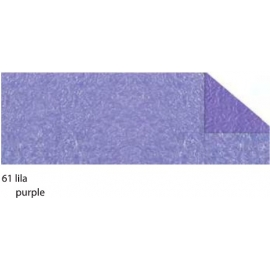 21X33CM CRUSH PAPER 120G - PURPLE