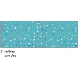 22X33CM DIAMOND CARDBOARD 300G - PALE BLUE
