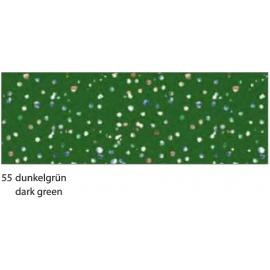 22X33CM DIAMOND CARDBOARD 300G - DARK GREEN