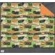 A4 HAPPY HALLOWEEN CARDBOARD 300G - MOTIF 02