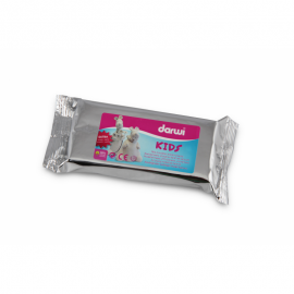 AIR DRYING KIDS MODELLING CLAY - WHITE