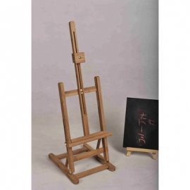 TABLE WOODEN EASEL - 21 X 47CM