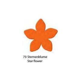 MEDIUM MOTIF PUNCH - FLOWER STAR
