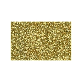 FUN FOAM 40 X 60CM - GLITTER GOLD