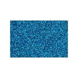 FUN FOAM 40 X 60CM - GLITTER BLUE