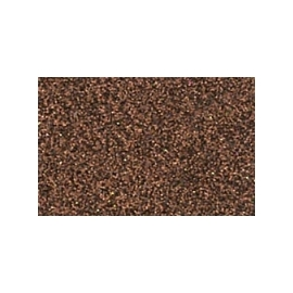 FUN FOAM 40 X 60CM - GLITTER BROWN