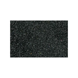 FUN FOAM 40 X 60CM - GLITTER BLACK