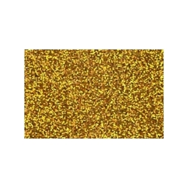 FUN FOAM 40 X 60CM - GLITTER DARK GOLD