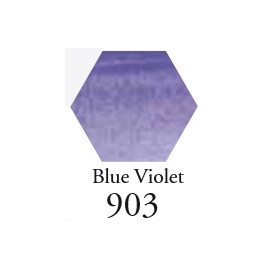 Sennelier Watercolour Half Pan - BLUE VIOLET